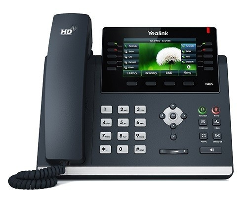 Add the IP phone or phone converter your business needs when you check out.