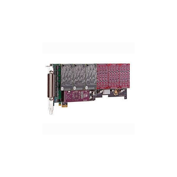 Digium AEX2400 24 Port 0-FXS/0-FXO PCIe Card