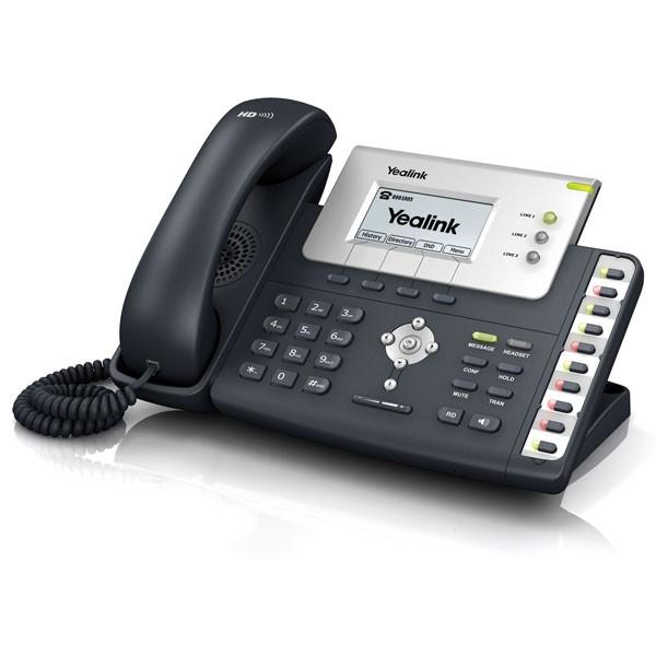 3-Line IP Phone