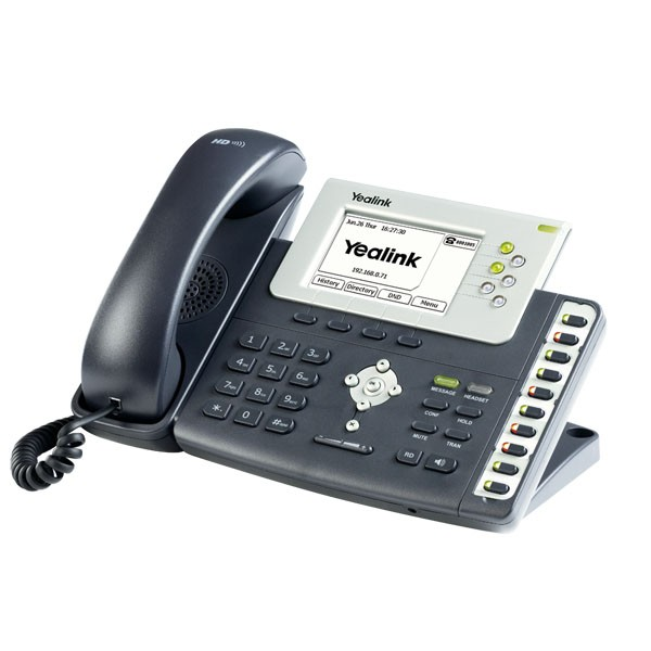 IP Phone 6-Line IP Phone