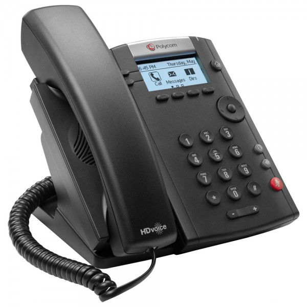 Polycom VVX 201 (Refresh)