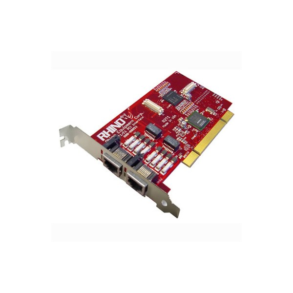 Rhino R4T1-e 4T1 PCI Express Card