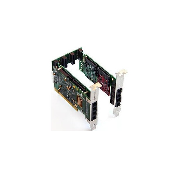 Sangoma Remora A20004DE 8FXO PCI Express Card with Echo Cancellation