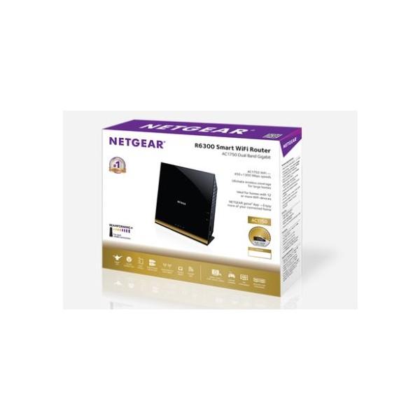 Netgear AC1750 Smart Router Processor