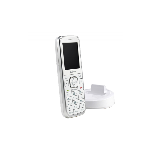 L2 Wi-Fi Phone No charging cradle WPL20-WH