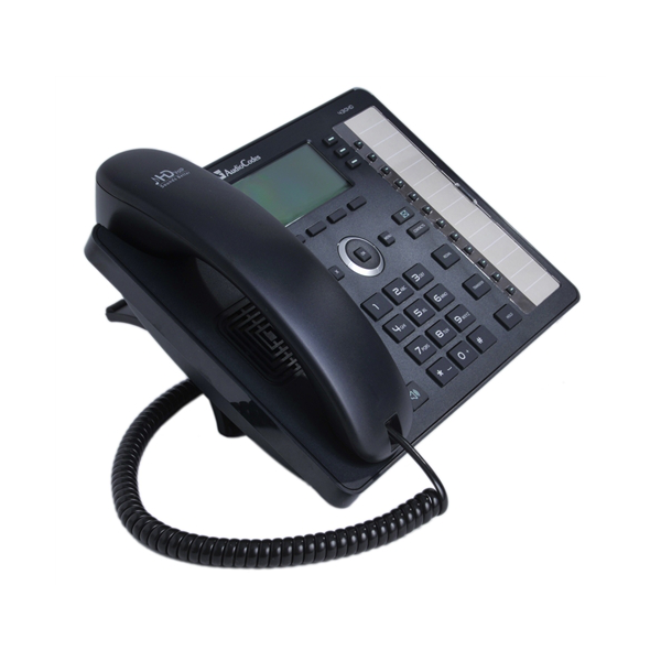 Audiocodes 430HD SIP IP Phone with External Power Supply