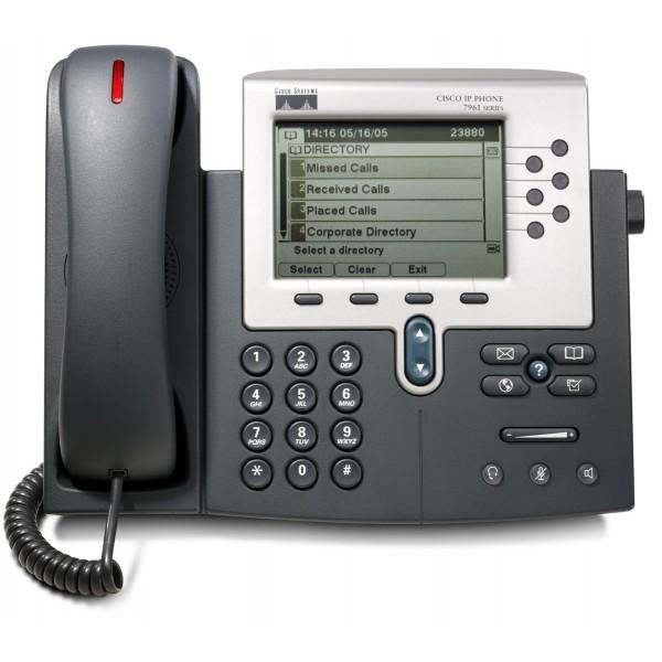 Cisco CP-7960G VoIP Phone