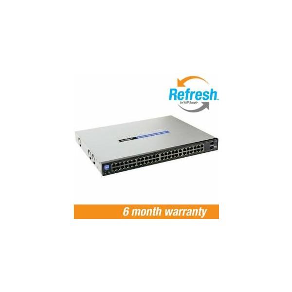 Cisco SG200-50P VSRF