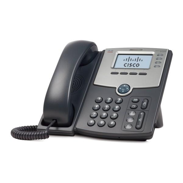 Cisco SPA504G 4 Line VoIP Phone