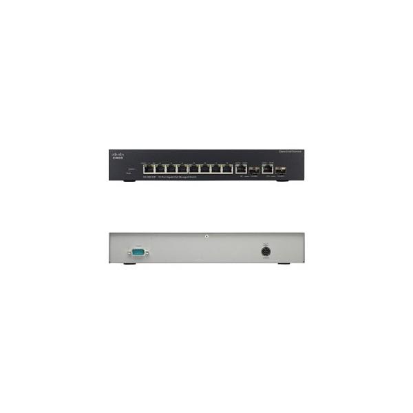 Cisco SRW2008P-K9-NA