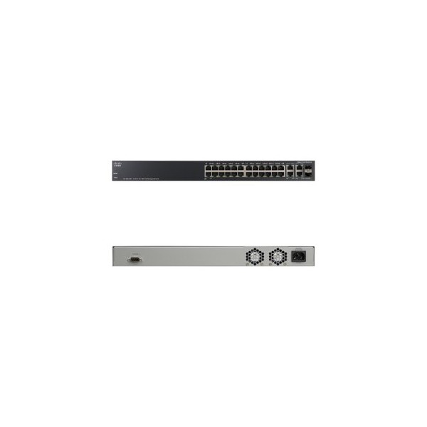 Cisco SRW224G24P-K9-NA