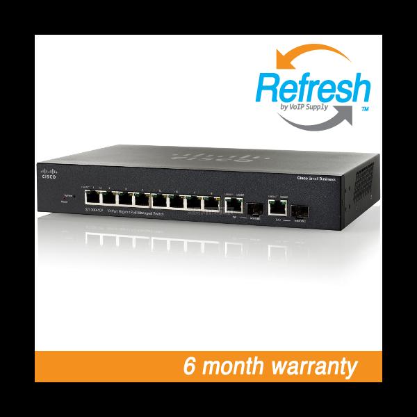 Cisco SG300-10P