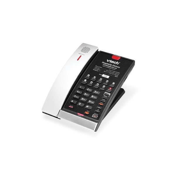 VTech CTM-A2411- BATT in Silver and Black
