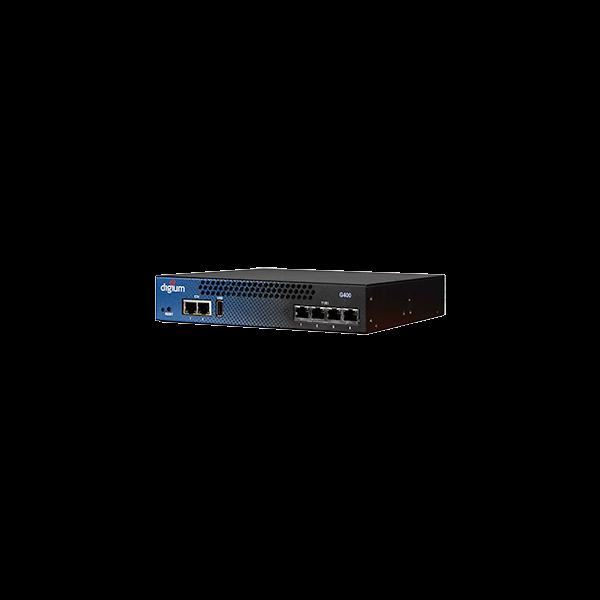Digium G400 Quad T1/E1/PRI Gateway