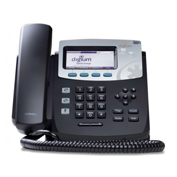 Digium D40 VoIP Phone