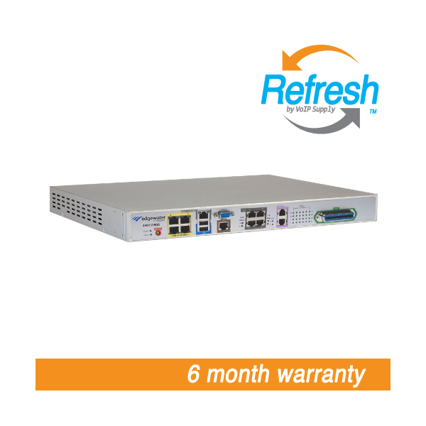Edgewater Networks EdgeMarc 4552 Quad T1 5 WAN Calls (REFRESH)