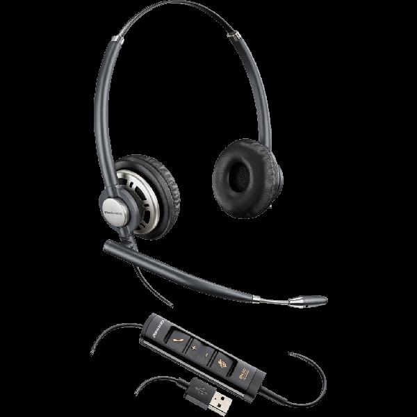 ENCOREPRO 700 USB Series Binaural Over-the-head NC Headset HW725