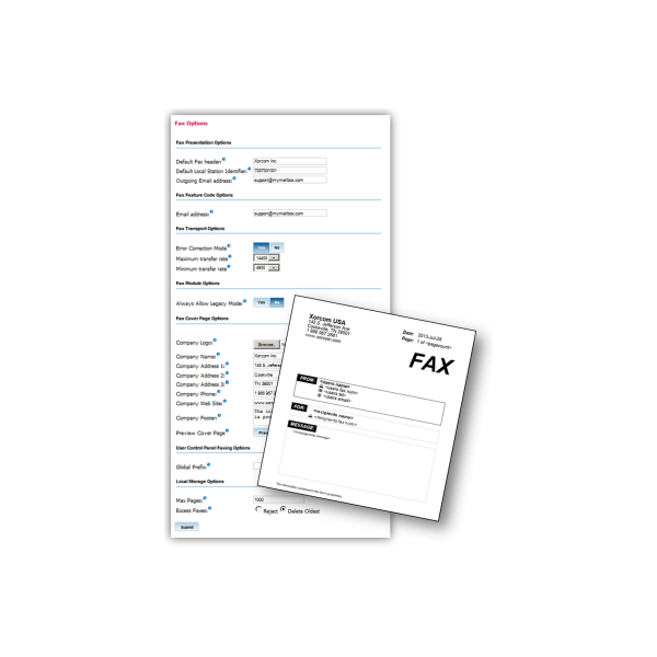 Fax Pro for CompletePBX