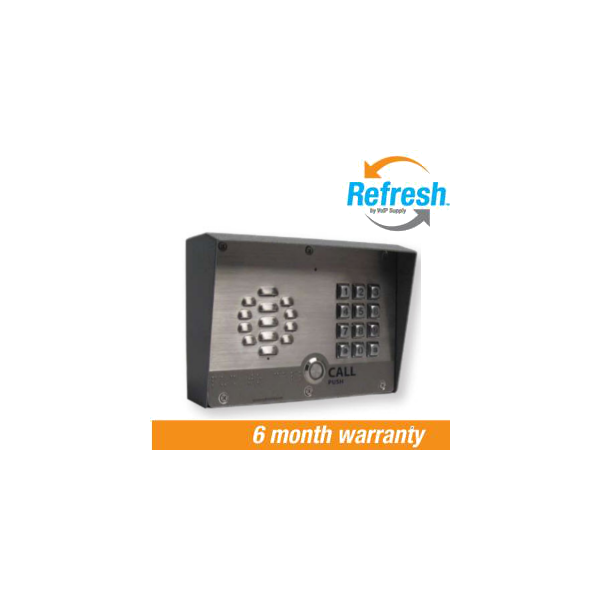 Cyberdata 011214 V3 Outdoor Keypad Intercom Refresh
