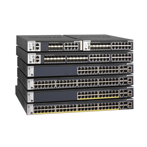 NETGEAR M4300-24X24F Stackable Managed Switch (XSM4348S)
