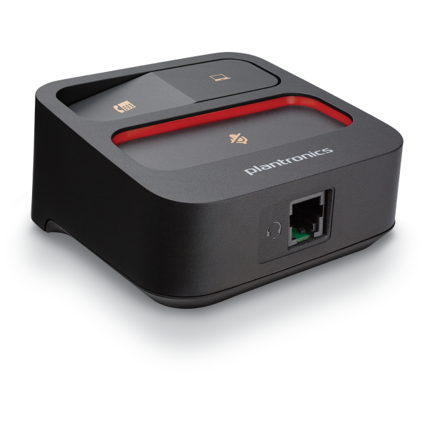 Plantronics MDA100 QD Analog Switch for Quick Disconnect Headsets