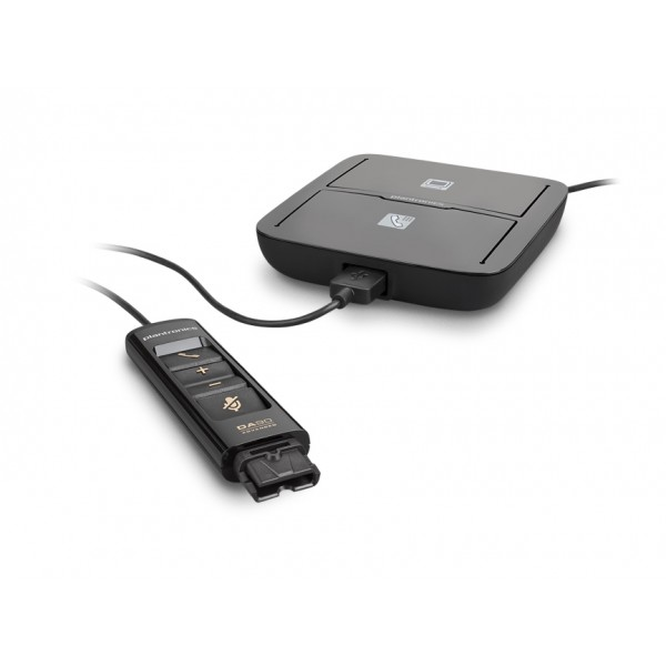 Plantronics MDA480 Analog Switch for Quick Disconnect (QD) Headsets