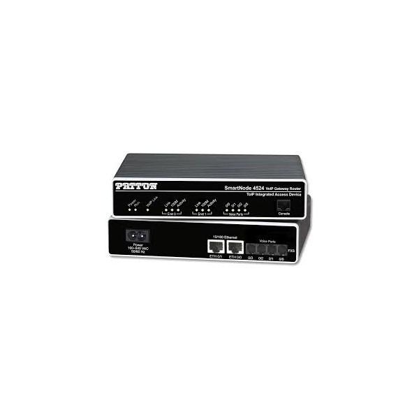 Patton Electronics SN4524/JS/EUI Gateway Router