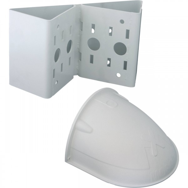 pole/corner wall mount