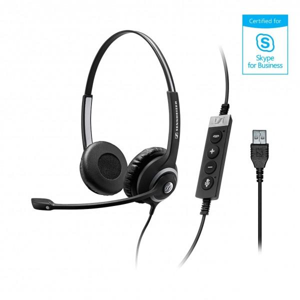 Sennheiser SC 260 USB MS Stereo Headset 506483
