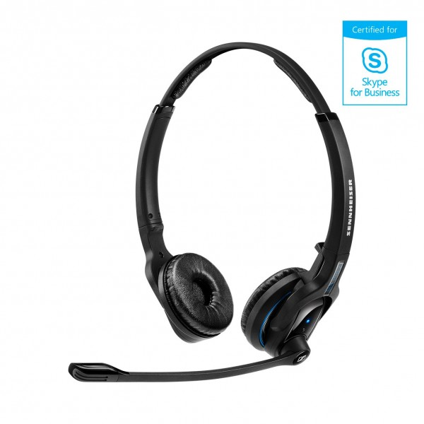 sennheiser mb pro 2 dual bluetooth headset voip supply. Black Bedroom Furniture Sets. Home Design Ideas