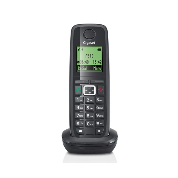 Siemens A510A Duo Black
