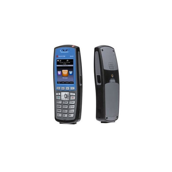 Spectralink 8440 Blue Single Handset Bundle 3