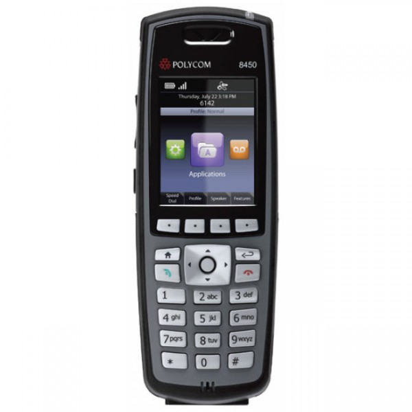 Spectralink 8452 Black Wifi phone