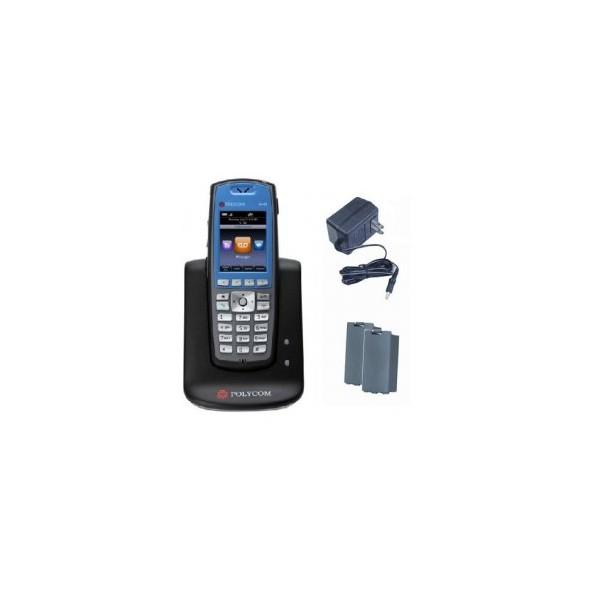 Spectralink 8450 Blue Dual Charger Bundle