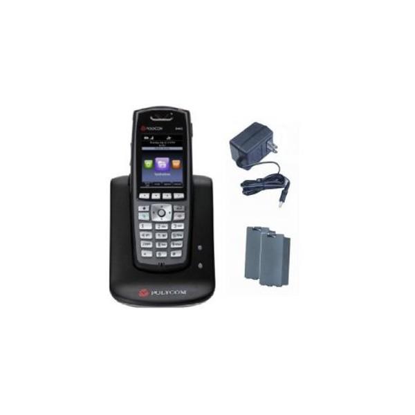 Spectralink 8440 Black Dual Charger Bundle