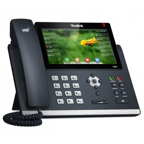 Yealink Sip T48s Gigabit Ip Phone Voip Supply
