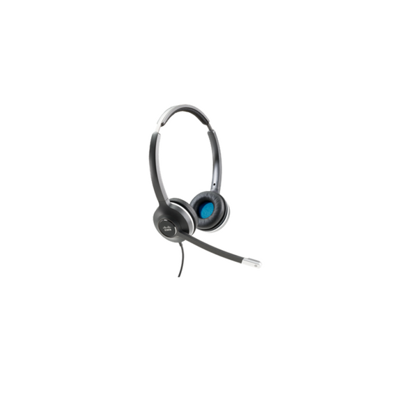 Cisco Headset 532 Wired Dual ear USB Headset (CP-HS-W-532-USBA=)