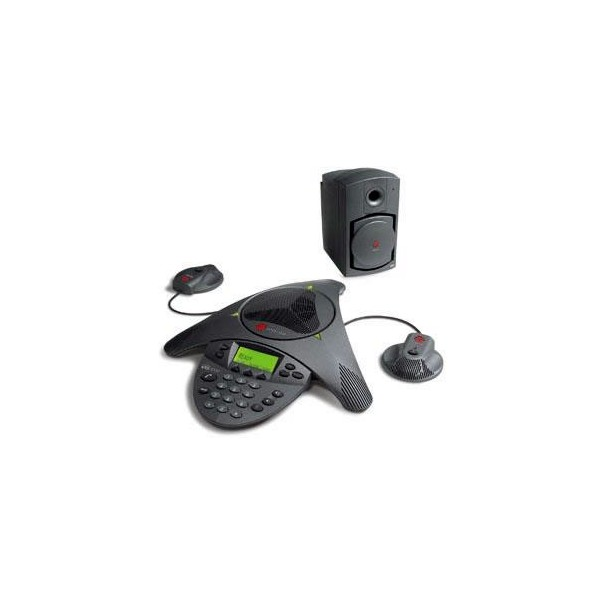 Polycom VTX 1000 Wideband Analog Conference Phone