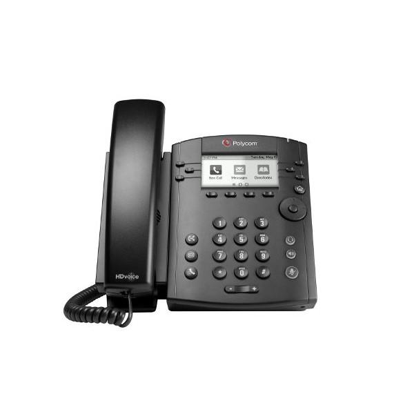 Polycom VVX 311 6 Line VoIP Phone - VoIP Supply