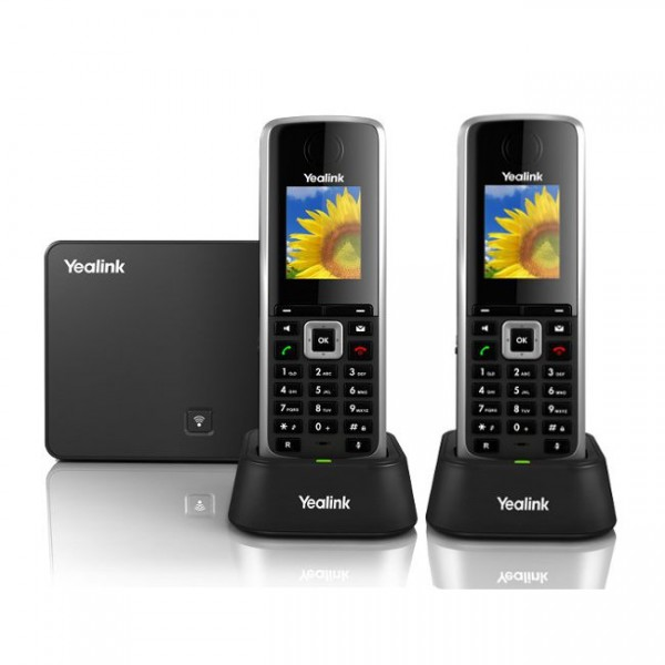 Yealink W52P and W52H Bundle