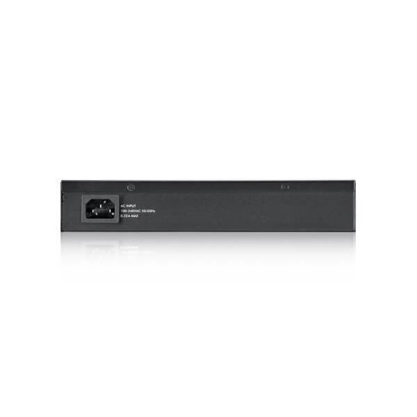 ZyXel GS2210-8HP 8-port GbE L2 PoE Switch