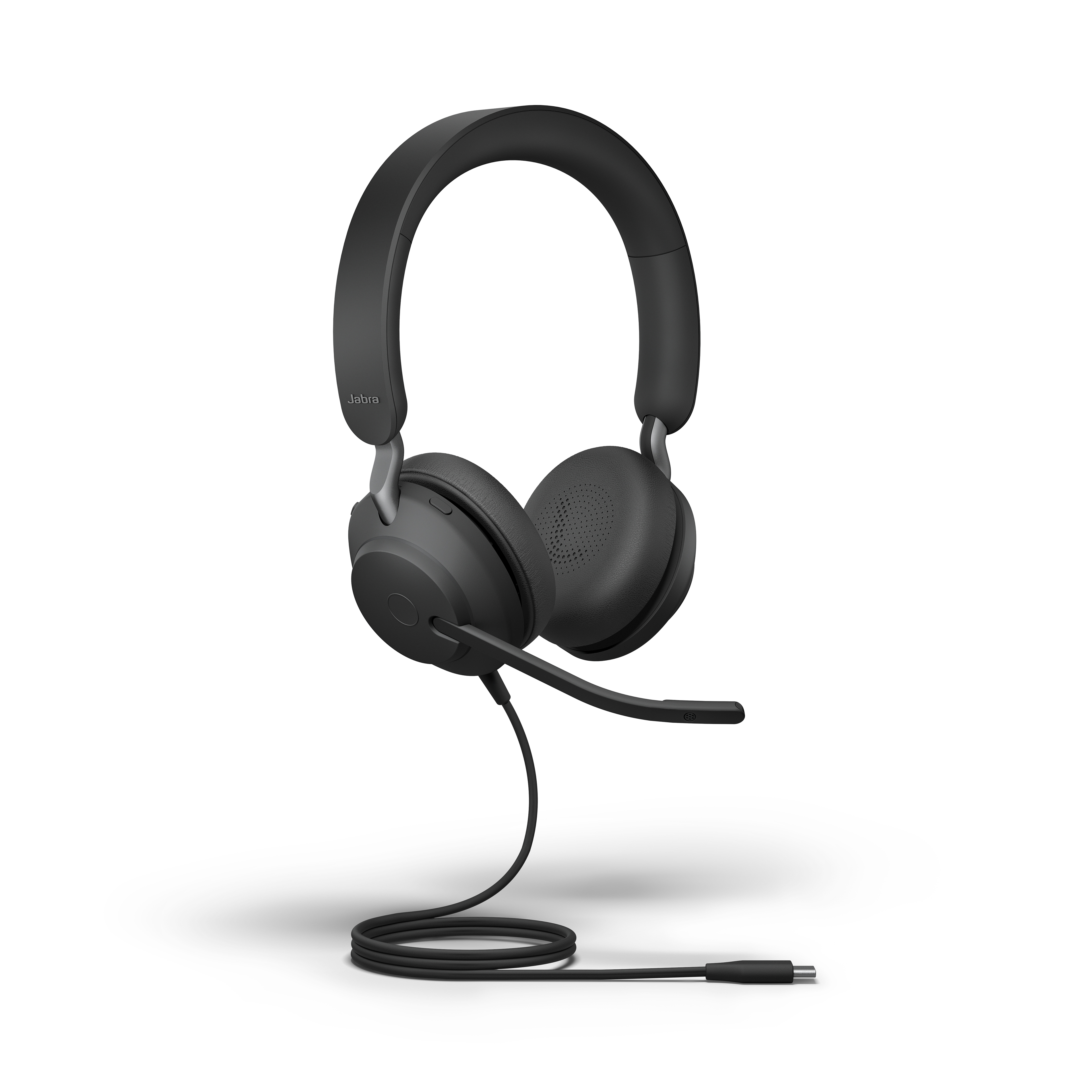 Jabra Evolve2 40 Stereo Usb C Uc Headset 24089989 899 Voip Supply
