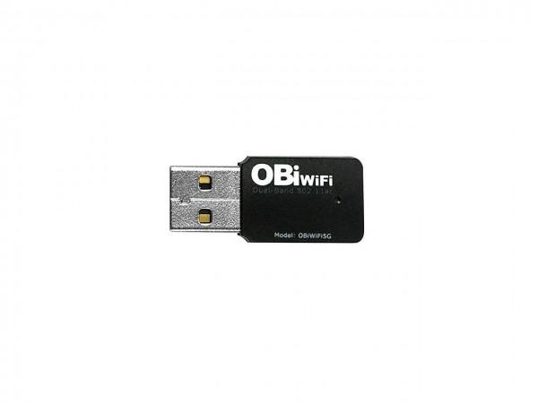 Tidssvarende Polycom OBiWiFi5G Wifi USB Adapter - VoIP Supply VI-31