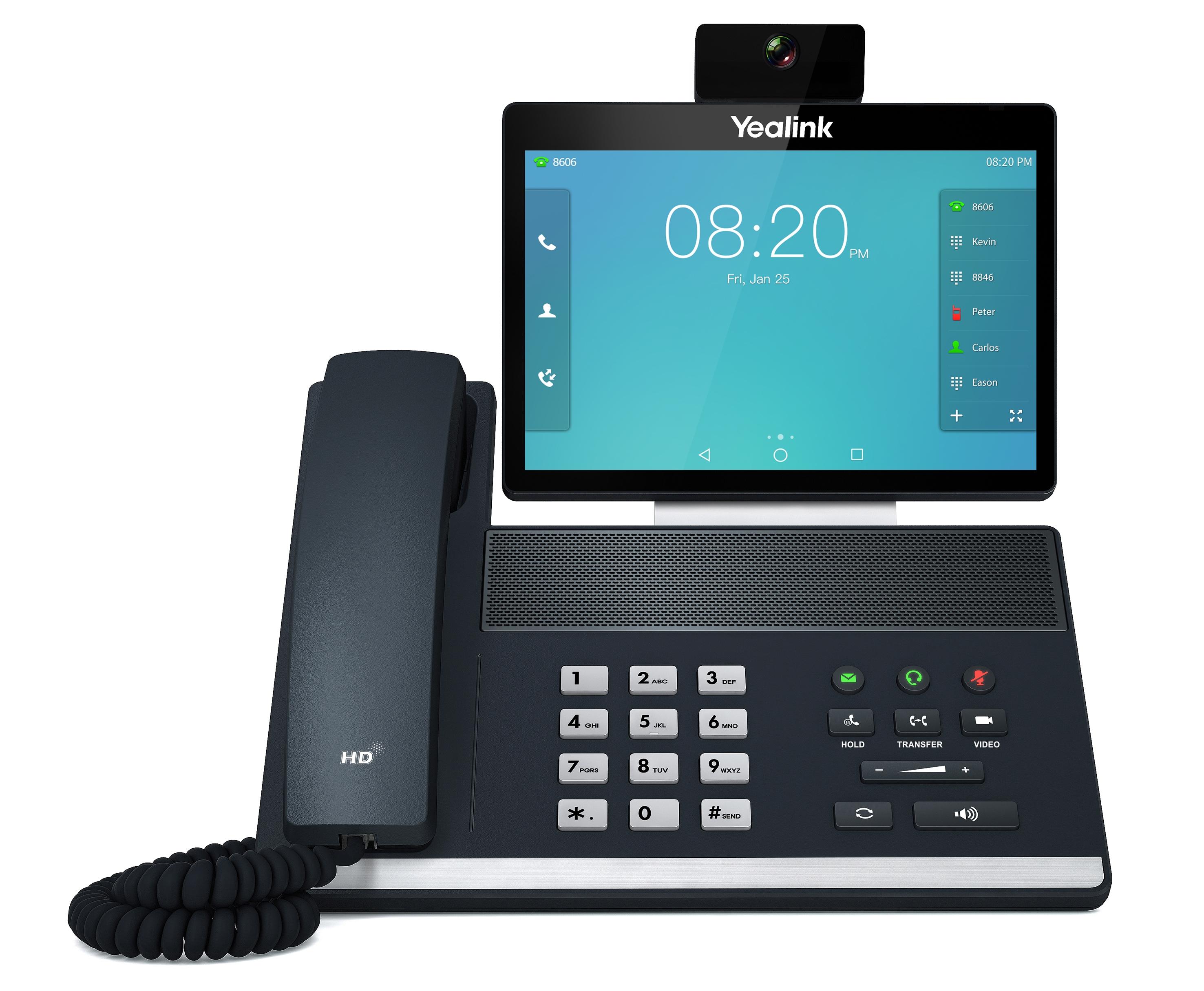 Yealink VP59 Smart Video IP Phone - VoIP Supply