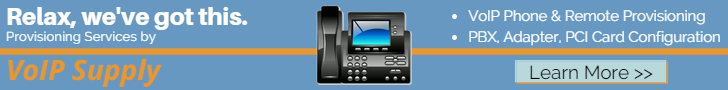 VoIP Provisioning Services