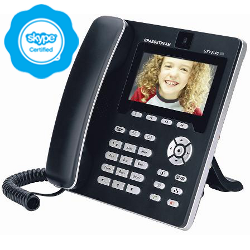 Grandstream GXV3140 IP Multimedia Skype Phone