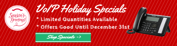 VoIP Holiday Specials