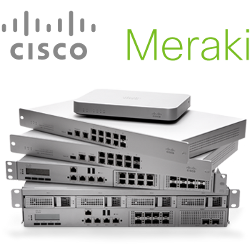 Cisco Meraki Security Appliances