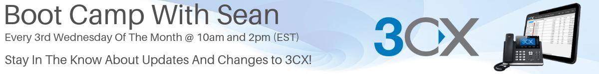 3CX Webinar