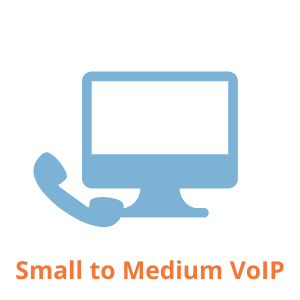 Small to medium business VoIP